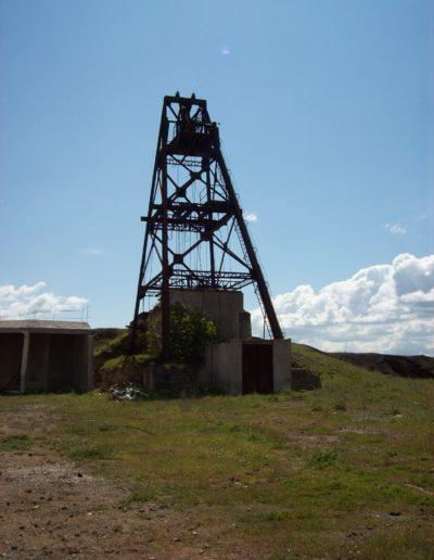 Pozo de mina