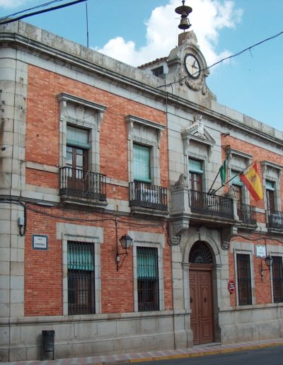 Ayuntamiento (Siglo XIX)