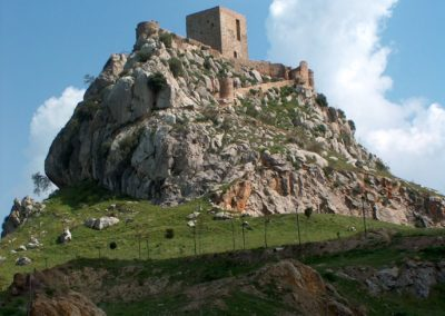 Castillo (Siglo XIII), de origen posiblemente musulmán