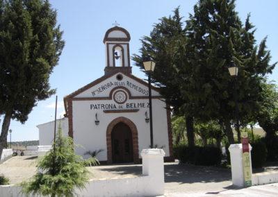 Ermita de la Virgen de los Remedios (Siglo XVI)