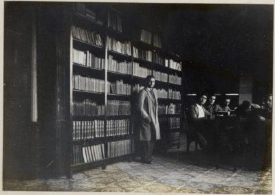 Historia de la biblioteca