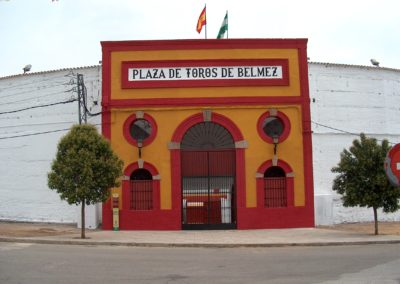 Plaza de toros (Siglo XX)