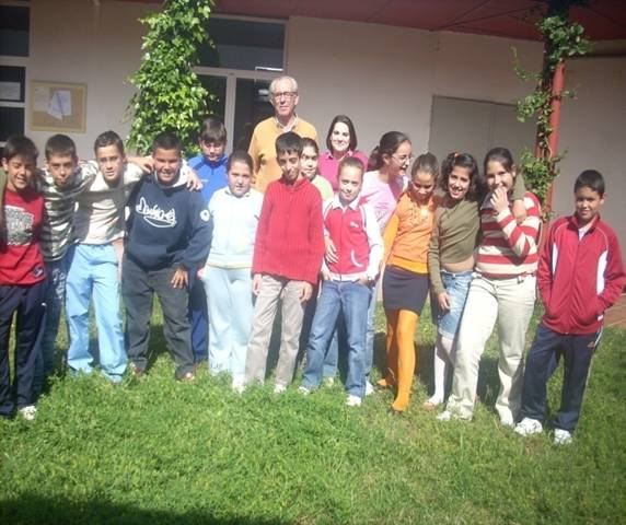Visita de escolares