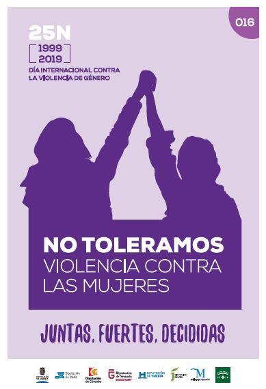 25N Día Internacional contra la violencia de genero.