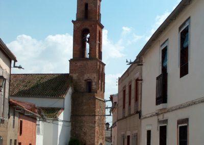 Iglesia y Patrona (Virgen de los Remedios)