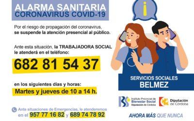 Alarma Sanitaria Coronavirus Covid-19