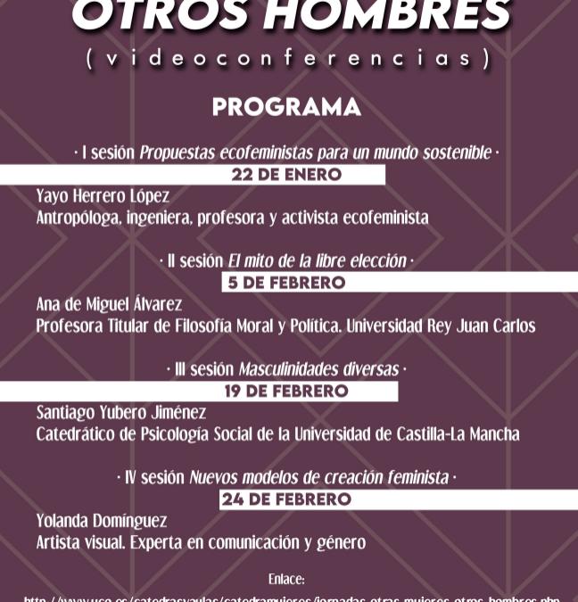 """Jornadas """"Otras Mujeres, Otros Hombres"""""""